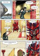 Saint Seiya - Eole Chapter : Chapitre 4 page 13