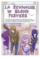 la Revanche du Blond Pervers : Chapitre 4 page 1