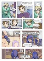 la Revanche du Blond Pervers : Chapitre 4 page 6