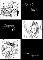 SethXFaye : Chapitre 6 page 1