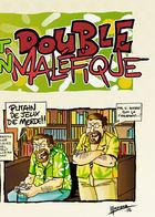 Les strips de Matteor : Chapitre 2 page 5