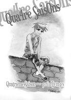 Qua4re Saisons Intégrale : Capítulo 1 página 105