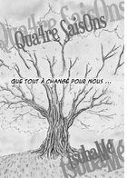 Qua4re Saisons Intégrale : Capítulo 1 página 5