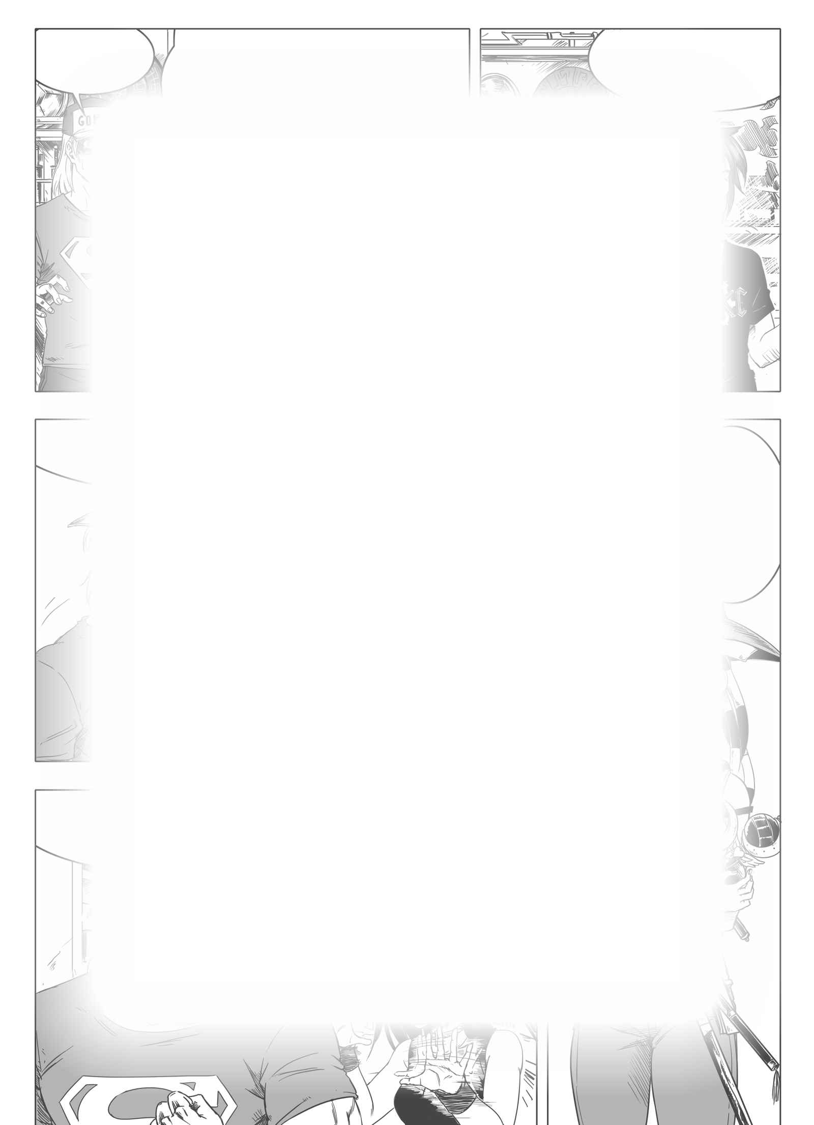 Hémisphères : チャプター 17 ページ 8