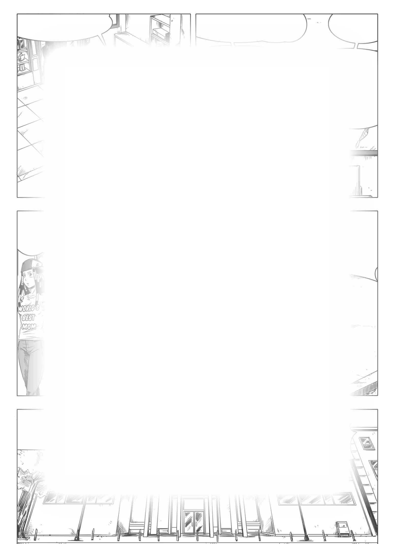 Hémisphères : チャプター 17 ページ 10