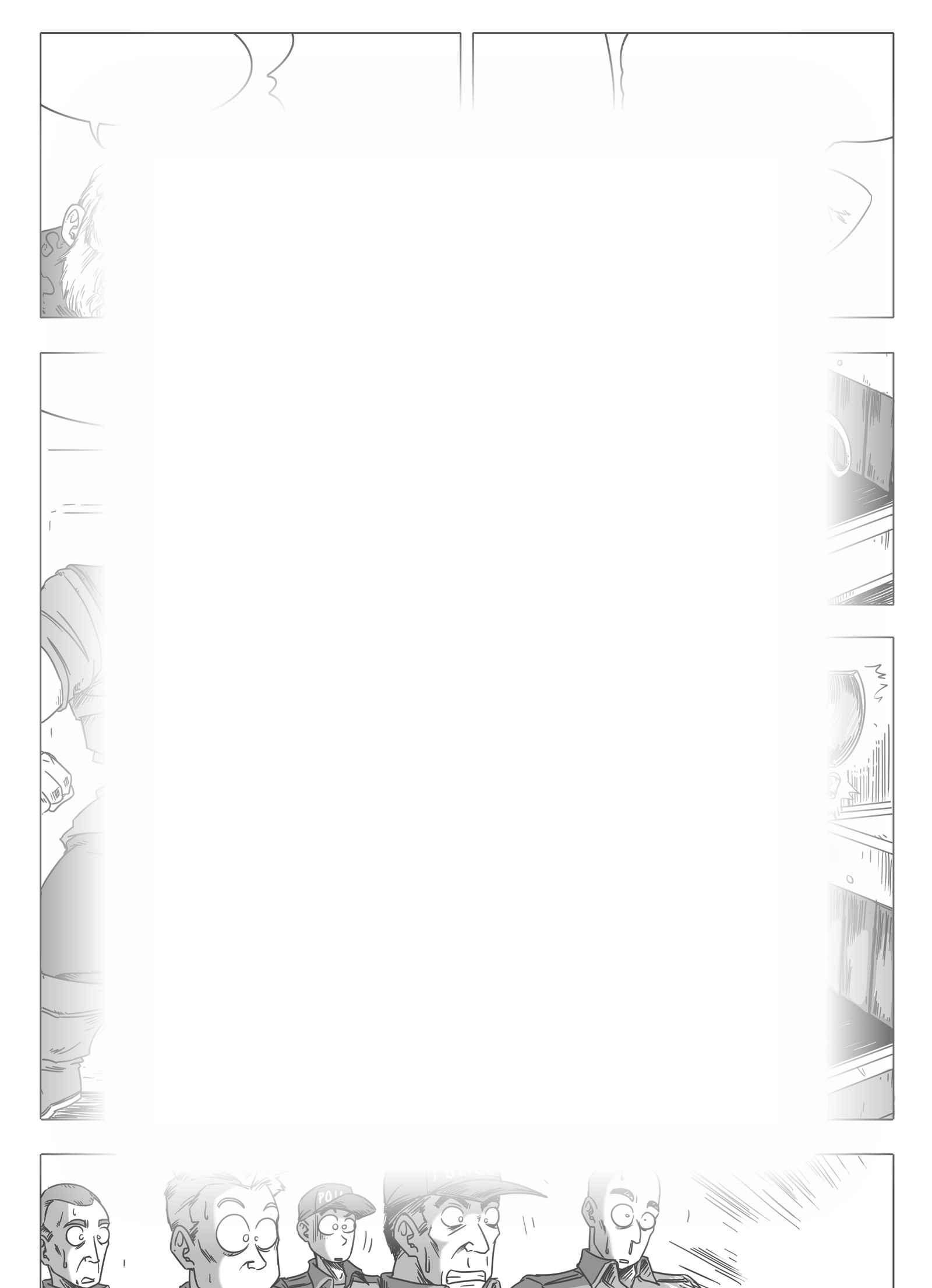 Hemispheres : Chapitre 17 page 19