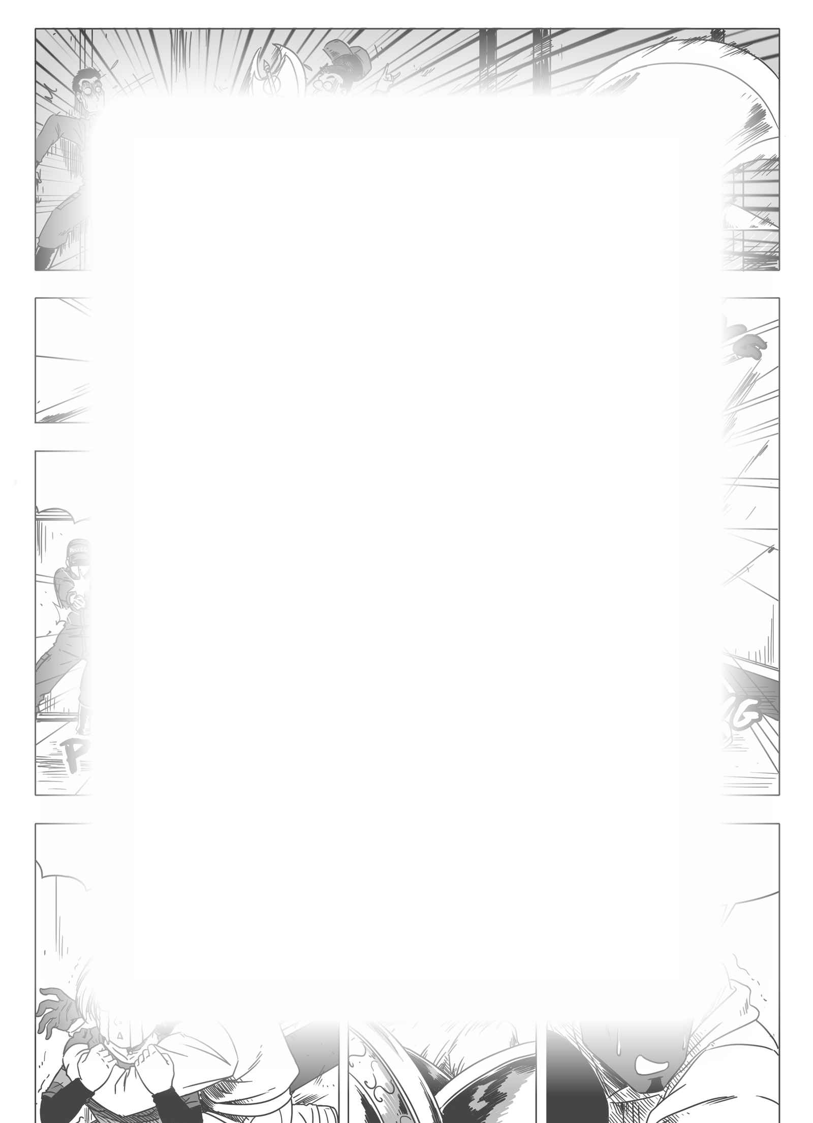 Hemispheres : Chapitre 17 page 21