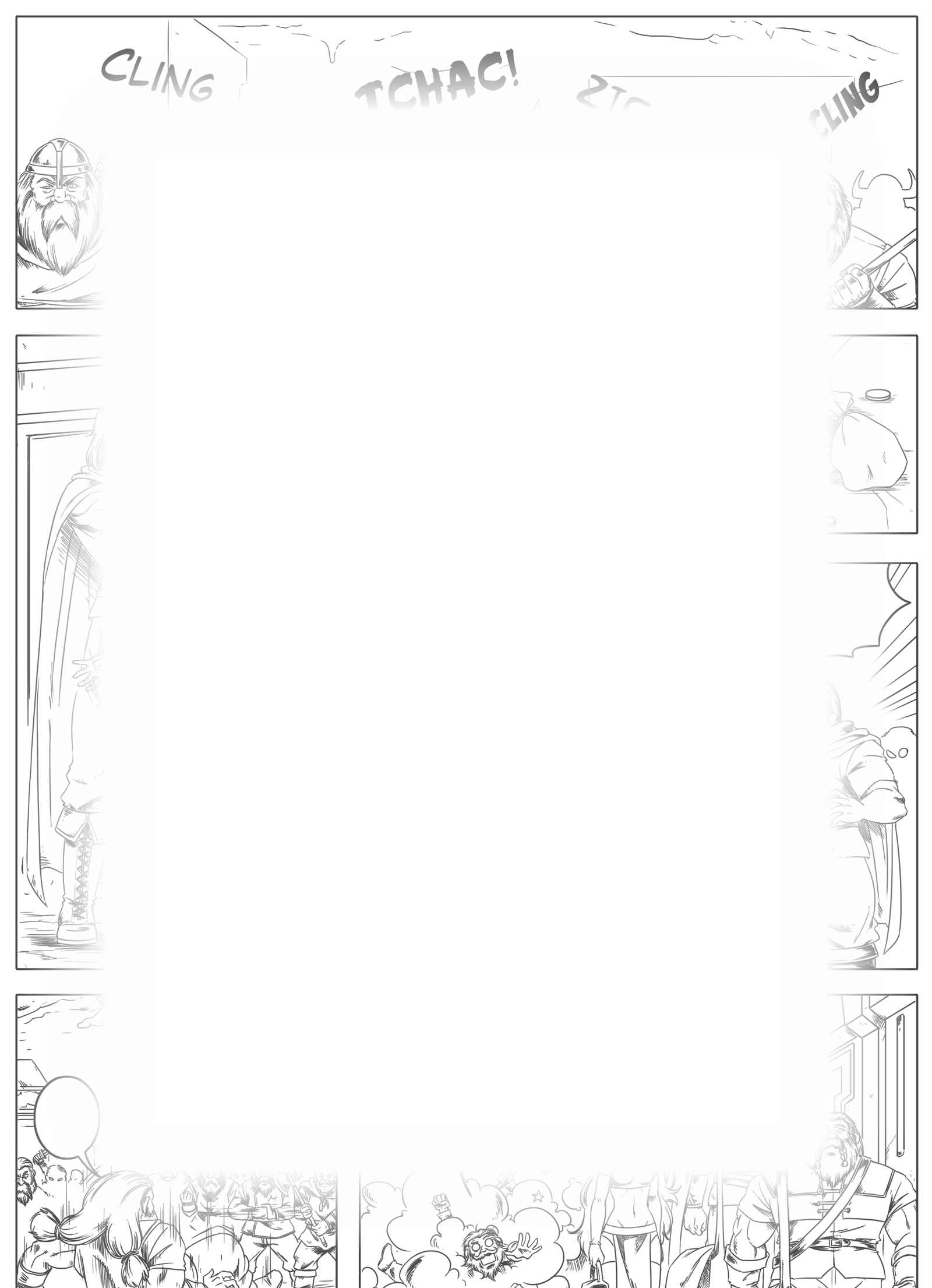 Hemispheres : Chapitre 17 page 14