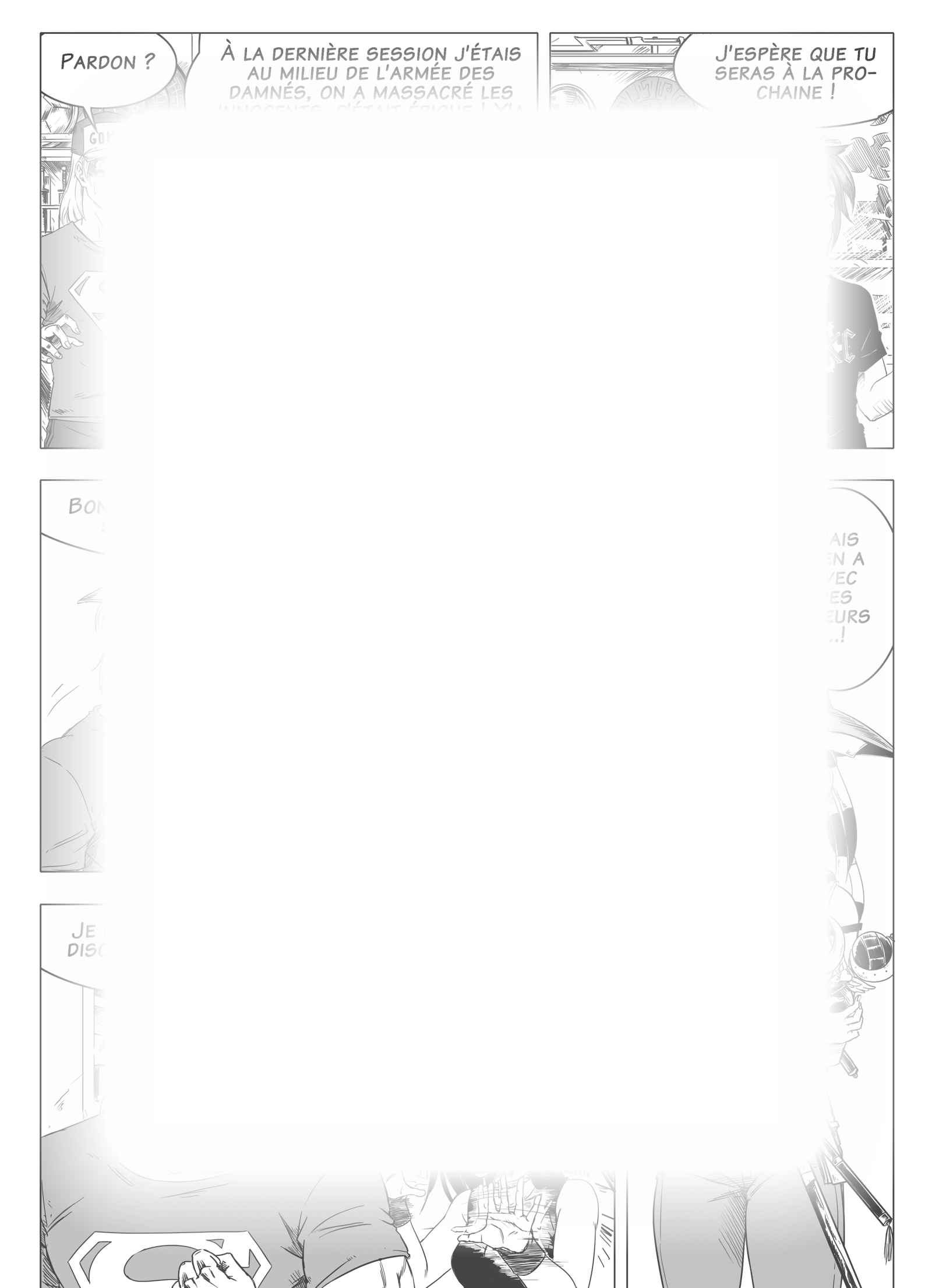 Hémisphères : Chapitre 17 page 8