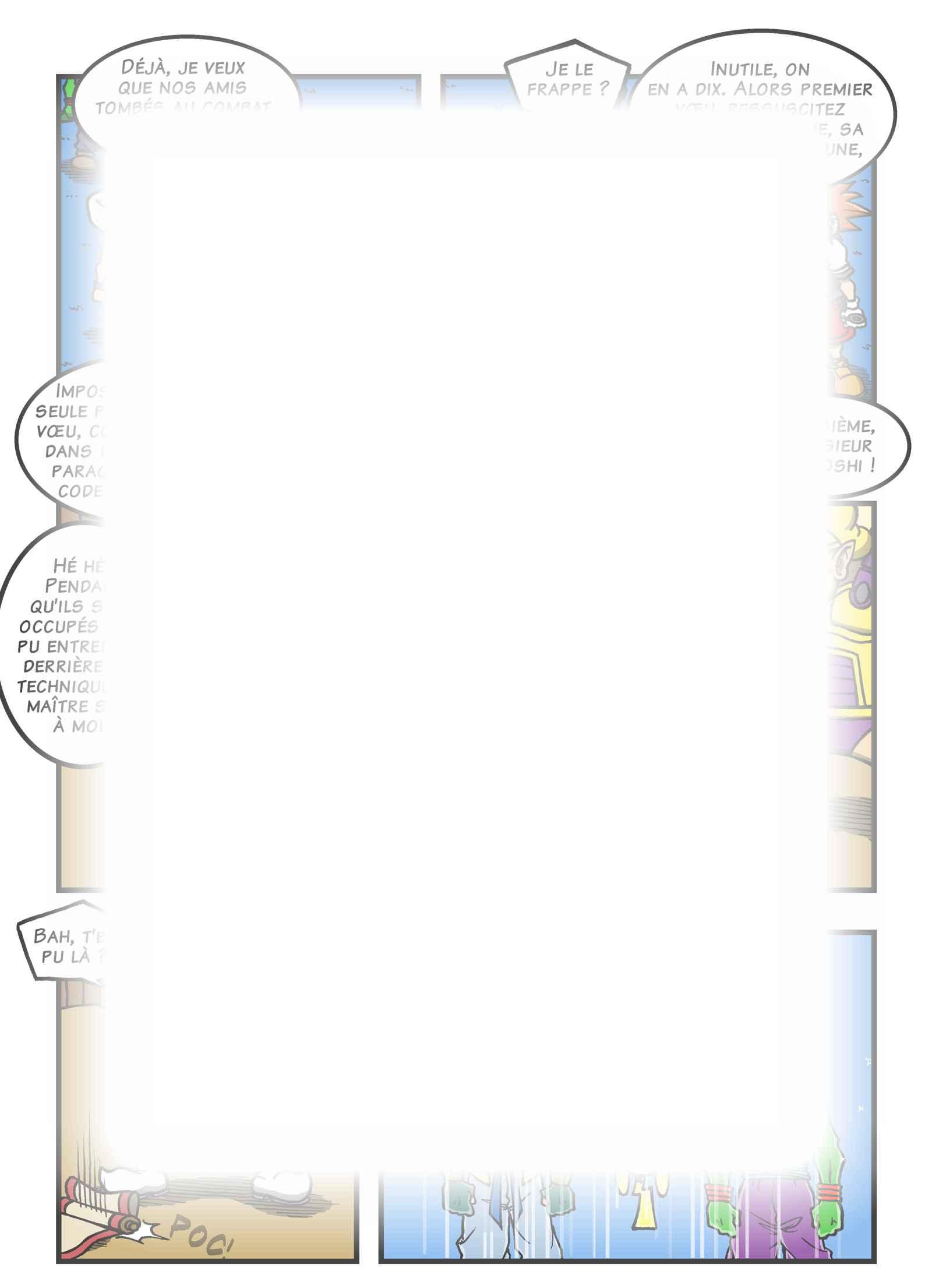 Super Dragon Bros Z : Chapitre 13 page 10