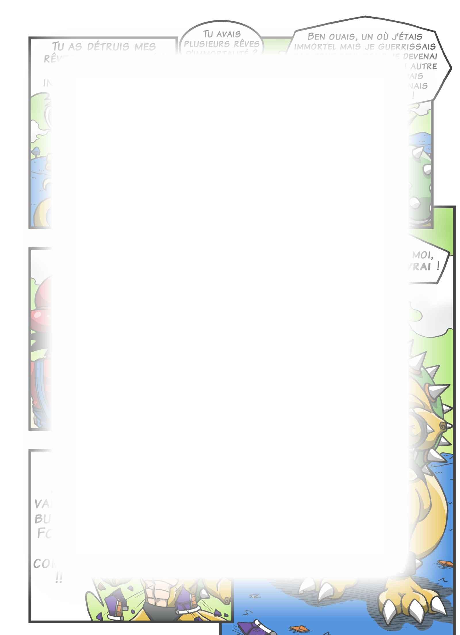 Super Dragon Bros Z : Chapitre 13 page 12
