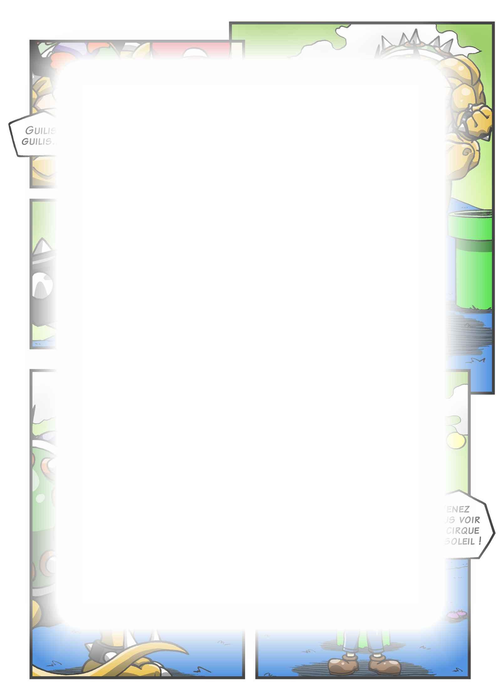Super Dragon Bros Z : Chapitre 13 page 14