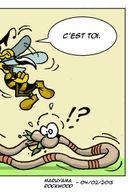 Guêpe-Ride! : Capítulo 4 página 27