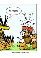 Guêpe-Ride! : Chapitre 4 page 12