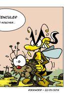 Guêpe-Ride! : Chapitre 4 page 17