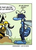 Guêpe-Ride! : Capítulo 4 página 18