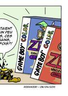 Guêpe-Ride! : Chapitre 4 page 55