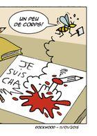 Guêpe-Ride! : Chapitre 4 page 11