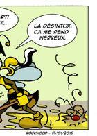 Guêpe-Ride! : Capítulo 4 página 14