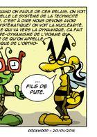 Guêpe-Ride! : Chapitre 4 page 16