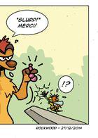 Guêpe-Ride! : Chapitre 4 page 8