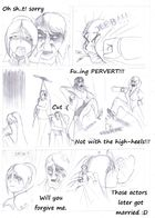 The Return of Caine VTM Artworks : Chapter 1 page 2