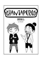 Hantapuro : Chapitre 1 page 1