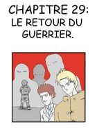 Guerriers Psychiques : Chapitre 29 page 1
