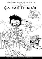 Ҫa caille rude : Chapitre 1 page 2