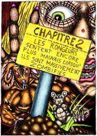 L'attaque des écureuils mutants : Chapitre 3 page 1