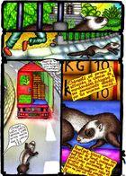 L'attaque des écureuils mutants : Chapitre 3 page 18