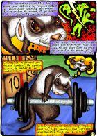 L'attaque des écureuils mutants : Chapitre 3 page 19