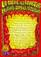 La guerre des rongeurs mutants : Capítulo 1 página 2