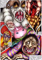 La guerre des rongeurs mutants : Chapitre 4 page 9