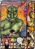 La guerre des rongeurs mutants : Chapitre 5 page 3