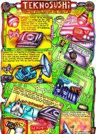 La guerre des rongeurs mutants : Chapitre 5 page 8
