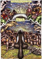 La guerre des rongeurs mutants : Chapitre 6 page 4