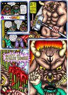 La guerre des rongeurs mutants : Chapitre 6 page 13