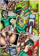 La guerre des rongeurs mutants : Chapitre 6 page 15