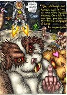 La guerre des rongeurs mutants : Chapitre 8 page 6