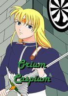 Orium Caspium : Chapitre 1 page 1