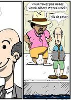 Strip & jeux de mots : Chapitre 1 page 3