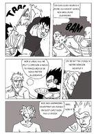Le Retour des Saiyans : Chapitre 3 page 3