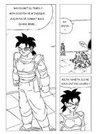 Le Retour des Saiyans : Chapitre 3 page 9