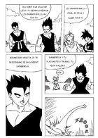 Le Retour des Saiyans : Chapitre 3 page 10