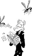 Le signal des essaims : Capítulo 23 página 1