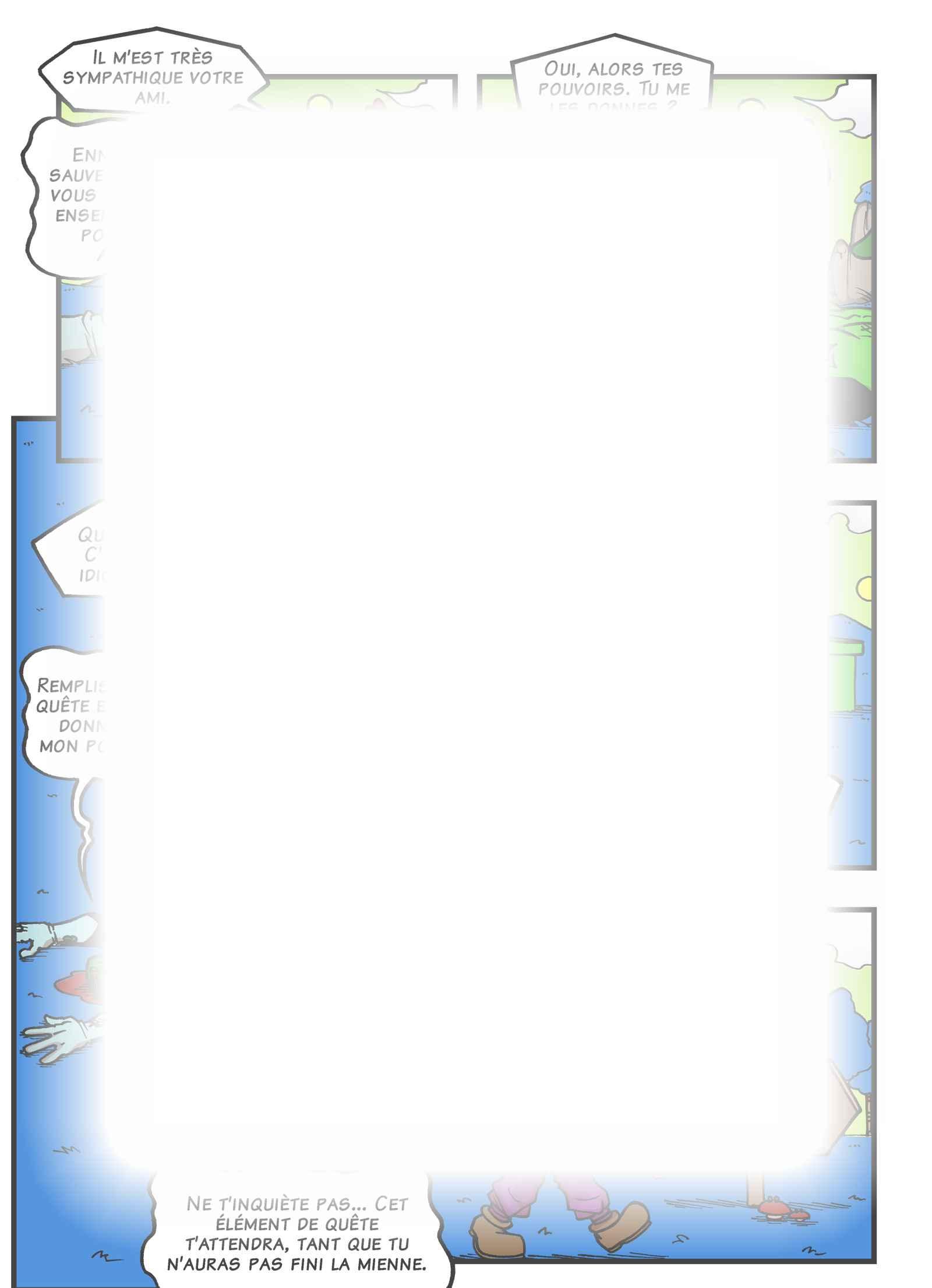 Super Dragon Bros Z : Chapitre 14 page 4