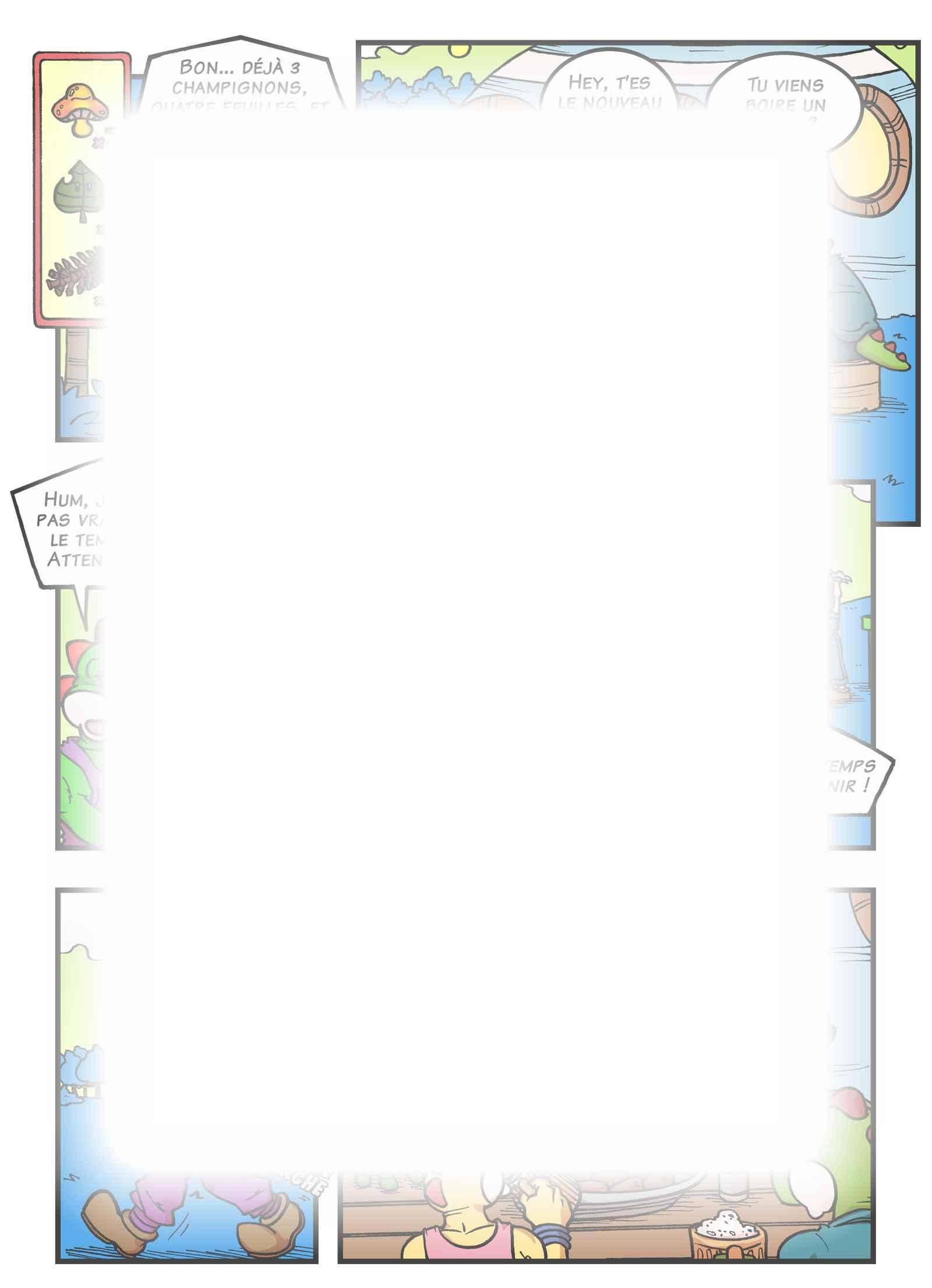 Super Dragon Bros Z : Chapitre 14 page 6