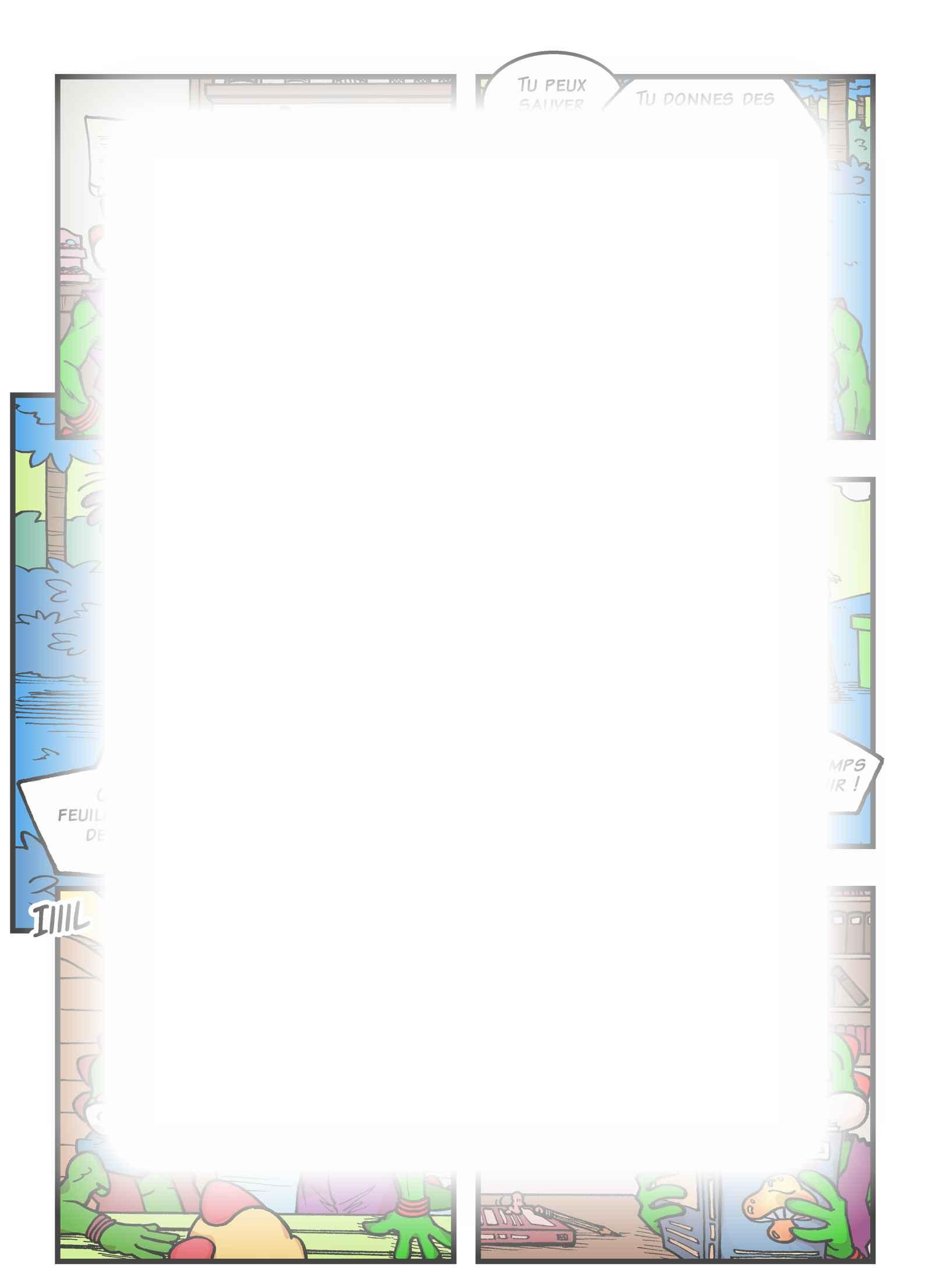 Super Dragon Bros Z : Chapitre 14 page 7