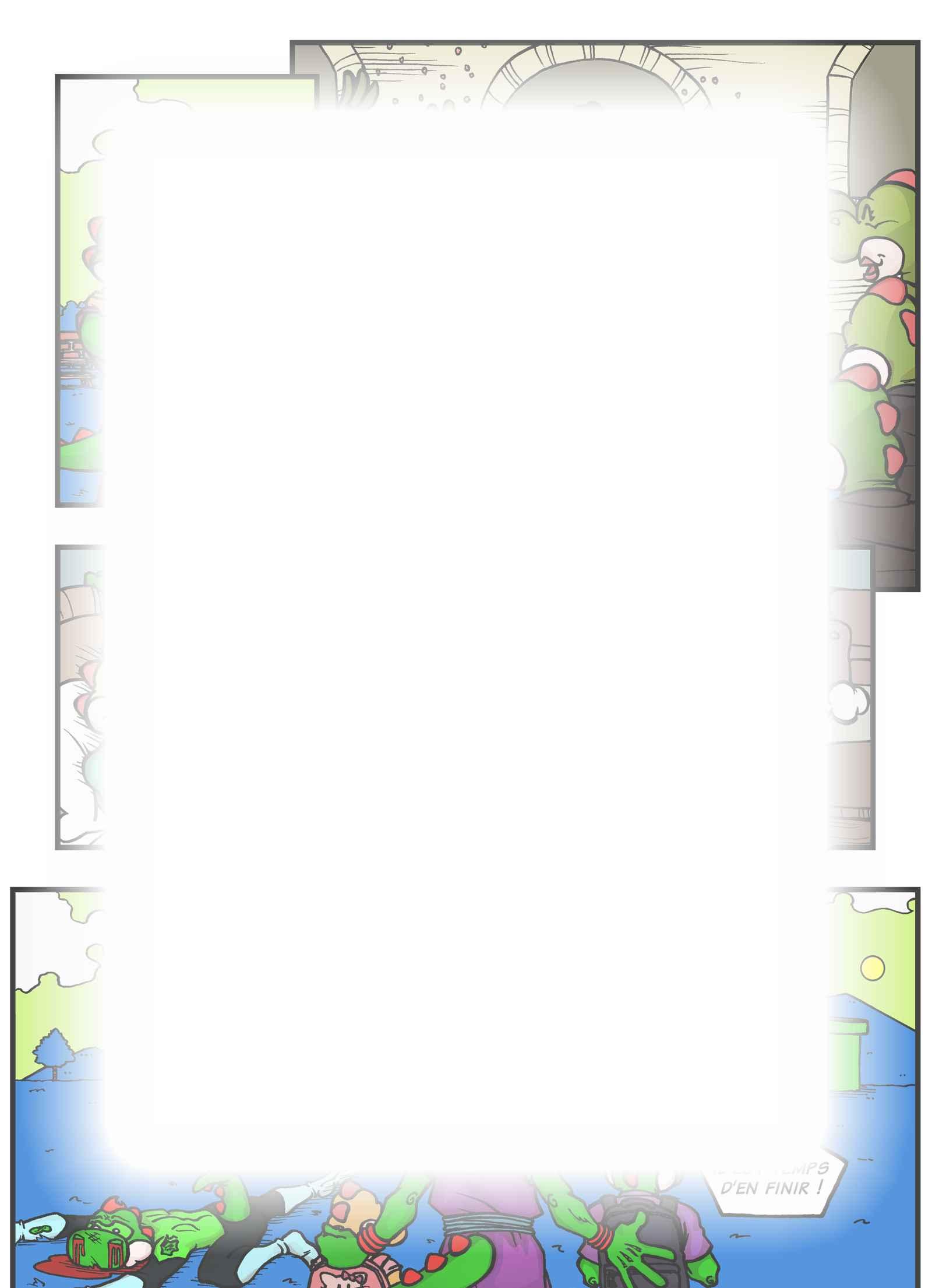 Super Dragon Bros Z : Chapitre 14 page 9